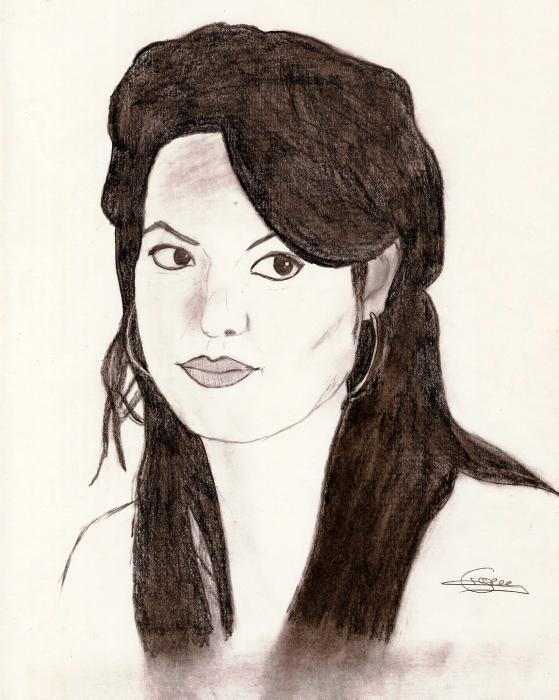 Sara Ramirez por Yumi
